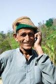 Mobile Phones in Rural and Semi-urban India